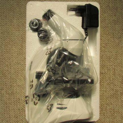 بسته بندی یونولیت میکروسکوپ دانش آموزی تک چشمی مدل XSP45