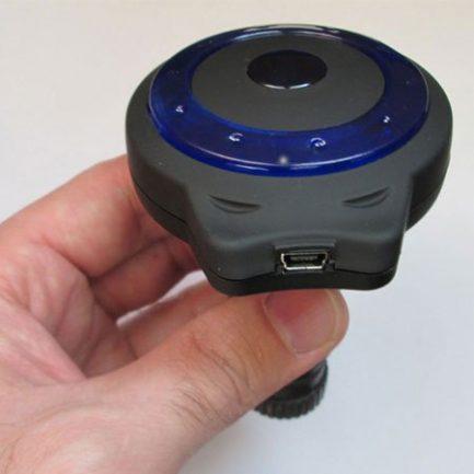 نمای پورت یو اس بی دوربین 5 مگاپیکسلی مخصوص انواع میکروسکوپ بیولوژی