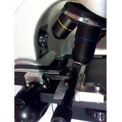 لنزهای شیئی میکروسکوپ بیولوژی تک چشمی 640 برابر مدل XSP45