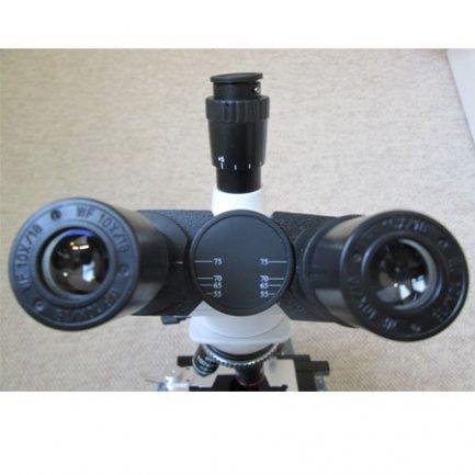 چشمی های میکروسکوپ سه چشمی بیولوژی 1600 برابر مدل KE-M2015T-Plan