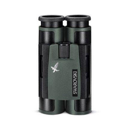 نمای تا شده دوربین جیبی زاواروسکی CL Pocket 8x25 سبز رنگ