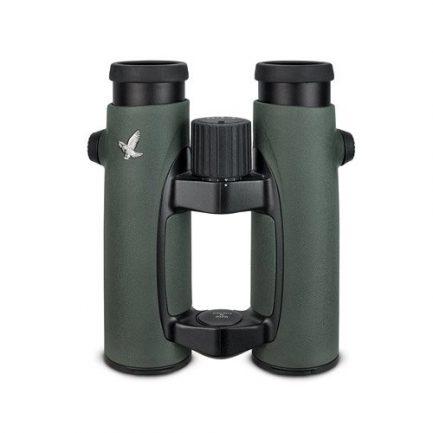 نمای ایستاده دوربین دو چشمی لوکس زاواروسکی مدل EL Swarovision 8x32 رنگ سبز زیتونی