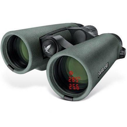 نمایش فاصله یابی دوربین دوچشمی فاصله یاب دار زاواروسکی مدل Swarovski EL Range 8x42