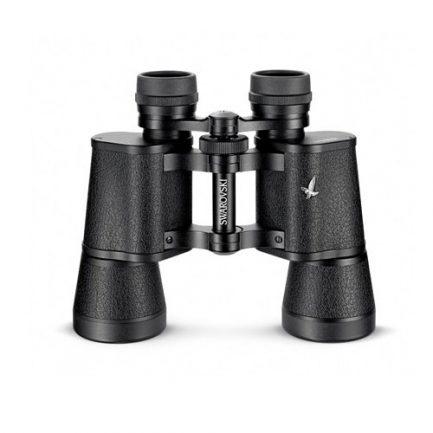 دوربین دوچشمی کلاسیک زاواروسکی مدل Swarovski Habicht 10x40 W چرم مشکی
