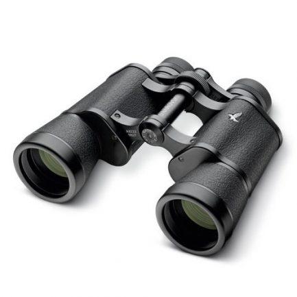 دوربین دوچشمی کلاسیک زاواروسکی مدل Swarovski Habicht 7x42 W چرم مشکی