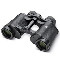 دوربین دوچشمی کلاسیک زاواروسکی مدل Swarovski Habicht 8x30 W چرم مشکی
