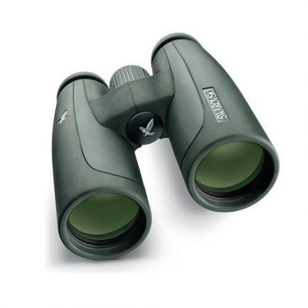 نمای لنز های شیئی دوربین شکاری کاربردی زاواروسکی مدل Swarovski SLC 10x42 WB HD