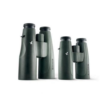 نمای پهلو دوربین شکاری کاربردی زاواروسکی مدل Swarovski SLC 8x42 HD