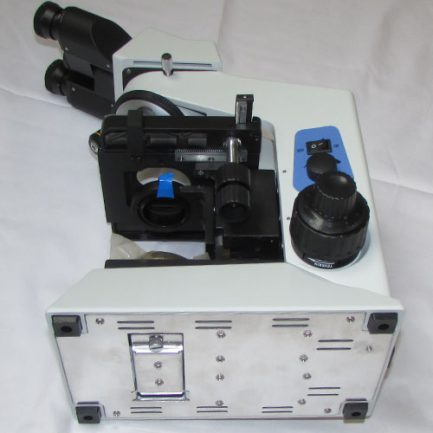 نمای زیرین میکروسکوپ بیولوژی 1600 برابر حرفه ای طرح المپیوس CX21