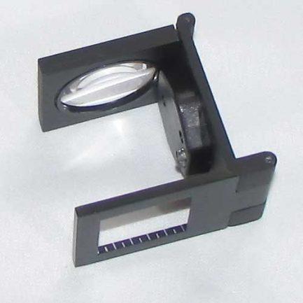 ذره بین قوی - لوپ مهندسی 10X دارای چراغ