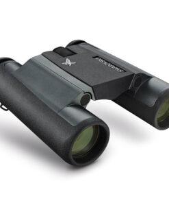 نمای لنزهای شیئی دوربین جیبی زاواروسکی مدل کوهستان - CL Pocket Mountain 10x25 B