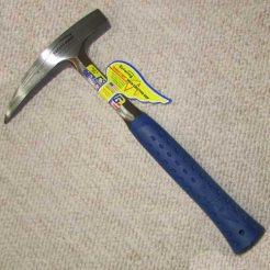 چکش زمین شناسی استوینگ دسته آبی مدل Geological rock picks hammer made in USA