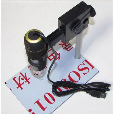 میکروسکوپ دیجیتال 200X با پورت USB و دقت 2 مگاپیکسل