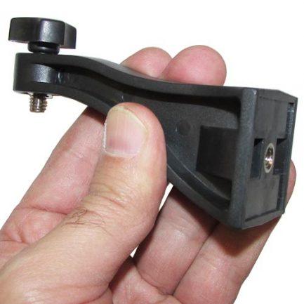 رابط ال مانند دوربین نجومی بریکر برای اتصال دوربین نجومی بریکر به سه پایه دوربین های عکاسی