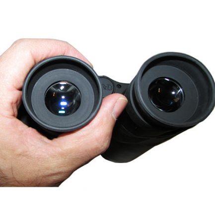 مشاهده قطر لنز چشمی دوربین نجومی بریکر 15 در 80 Breaker 15x80