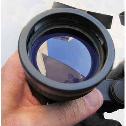 مشاهده قطر لنز شیئی دوربین شکاری لئوپولد مدل Leupold 20x60