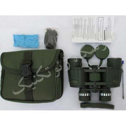 جعبه گشایی دوربین شکاری نورکونیا مدل Norconia 8X40