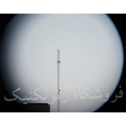تست دوربین شکاری سیکر 8x42 - مشاهده دکل مخابراتی از 300 متری