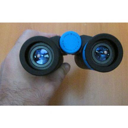 نمای لنزهای چشمی دوربین شکاری ترایبورد مدل Tribord 500 W 10X42