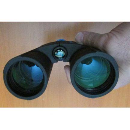 نمای لنزهای شیئی دوربین شکاری ترایبورد مدل Tribord 500 W 10X42