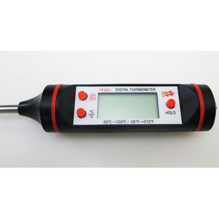 نمایشگر دماسنج تماسی دیجیتال 3 کلیده -50 تا +300 درجه مدل TP3001