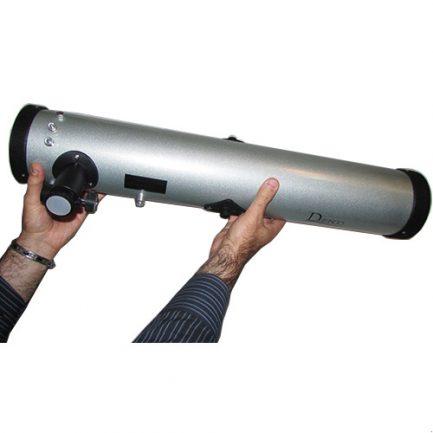 مشاهده طول و قطر لوله اصلی تلسکوپ انعکاسی 76700