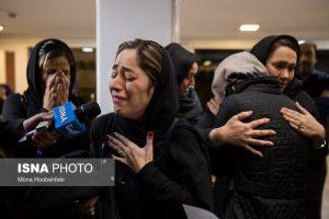 خانواده های عزا دار و رنج اندوهشان در حادثه غرق شدن نفتکش سانچی