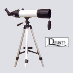 تلسکوپ شکستی منشور دار با دید مستقیم قطب نما دار مدل 80500