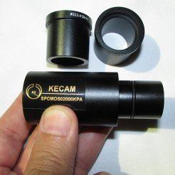 دوربین سی سی دی مخصوص میکروسکوپ و استریوسکوپ ۲ مگاپیکسل