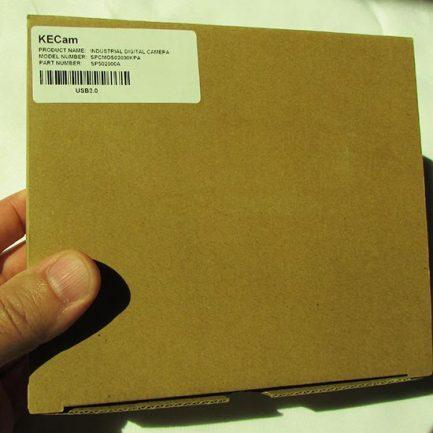 بسته بندی دوربین ccd میکروسکوپ ۲ مگاپیکسلی