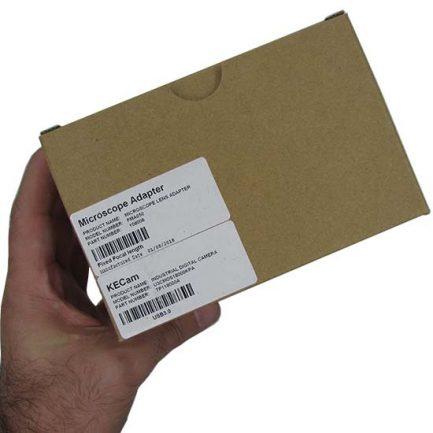 کارتن دوربین میکروسکوپ CCD 18 MP دارای پورت USB3
