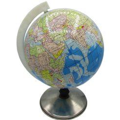 مدل کره زمین با قطر ۳۰ سانتیمتر زبان فارسی