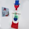 اردک تشنه - وسیله نمایش قانون ترمودینامیک