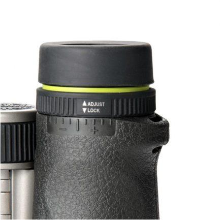 نمای سیستم دیوپتر (فوکوس مجزای چشمی) دوربین Endeavor ED 10x42