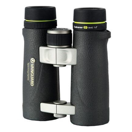 نمای بدنه دوربین شکاری ونگارد مدل Endeavor ED 8X42