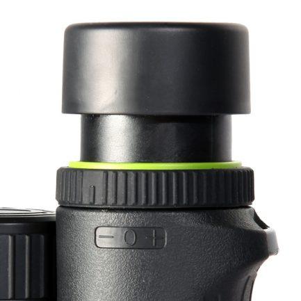 نمای سیستم تنظیم دیوپتر دوربین دو چشمی ونگارد مدل Orros 10X42