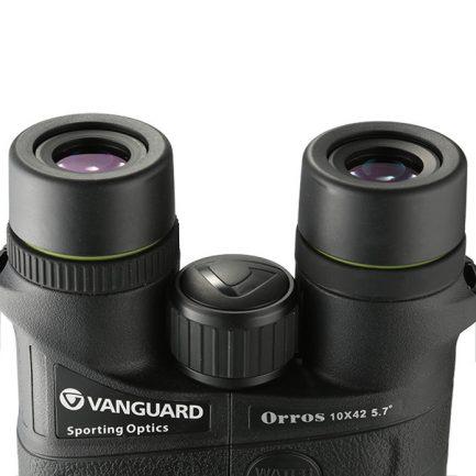 نمای چشمی های دوربین دو چشمی ونگارد مدل Orros 10X42