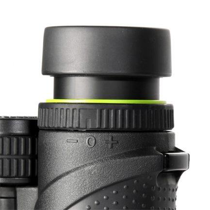 سیستم تنظیم دیوپتر دوربین دوچشمی ونگارد مدل Spirit XF 10X42