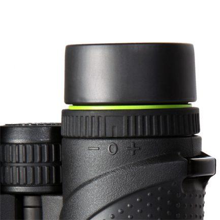 نمای سیستم تنظیم چشمی دوربین شکاری ونگارد مدل Spirit XF 8X42
