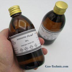 مشاهده ابعاد بطری آمونیاک مرغوب ۲۵۰ سی سی