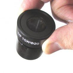 عدسی چشمی بینوکولار دو چشمی ۴۰ برابر مدل CS-5CAW