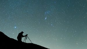 چگونه تلسکوپ ساده بسازیم